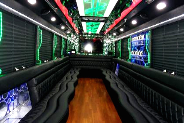 22 Passenger Party Bus Service Irvine
