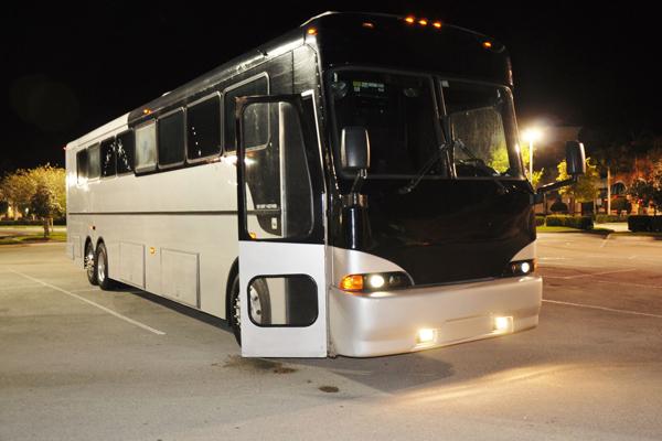 40 Passenger Party Bus Irvine