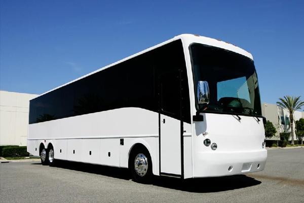 50 Passenger Charter Bus Rental Irvine