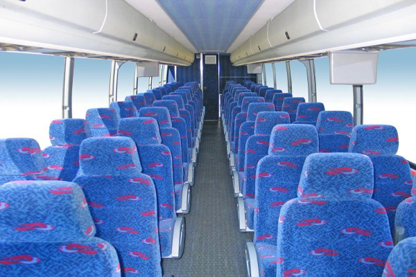 50 Person Charter Bus Rental Irvine