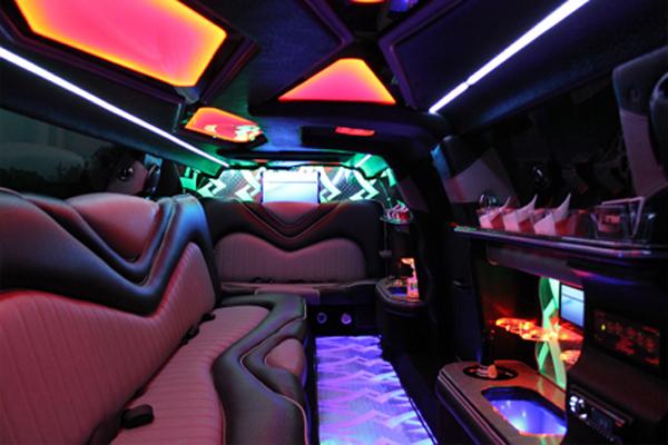 Chrysler 300 Limo Rental Irvine